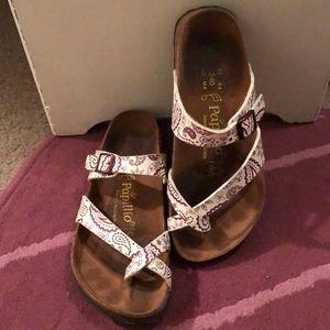 Papillio sandal by Birkenstock